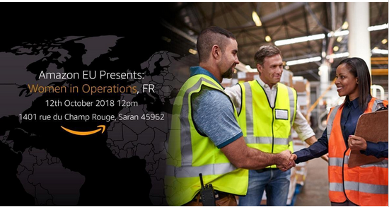 Amazon EU, Women In Operations