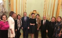 PWN Romania at Romania Embassy in Paris