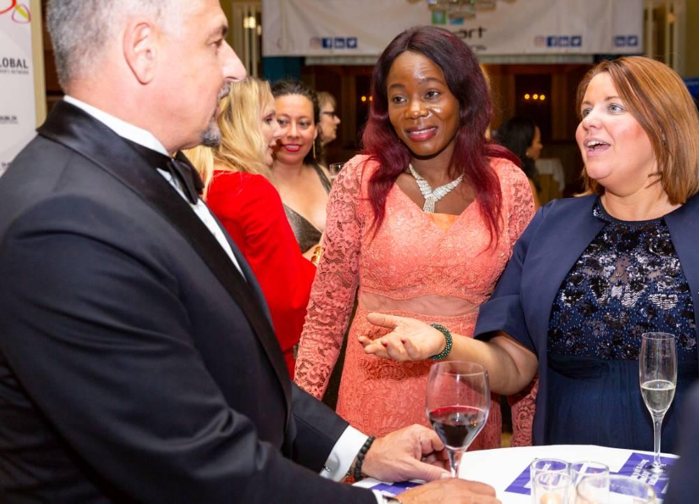 Sandrah Momah, President, PWN Lagos, Special Mention as runner up member of the year